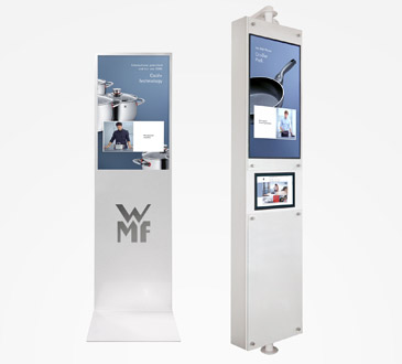 TOUCH- UND DIGITAL SIGNAGE SYSTEME